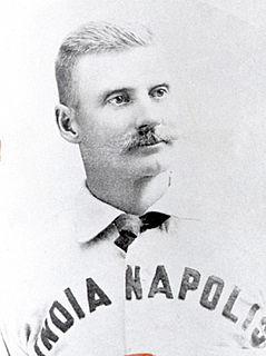 Jack Glasscock American baseball player