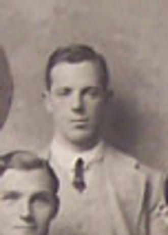 Jack Spoors - Jack Spoors with the British Isles team in 1910