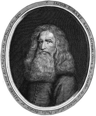 Jacob Bobart the Elder - Image: Jacob Bobart