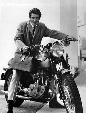 James Brolin - Brolin as Dr. Steven Kiley, 1969.
