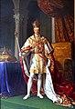 Jan Tysiewicz - Portret cesarza Franciszka I w stroju koronacyjnym.jpg
