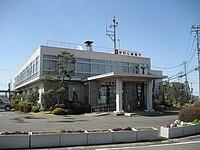 Japanese,Saitama prefecture, kawajima town office.JPG