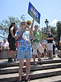 Jax Square BP Oil Disaster Protest 31 July Ray Lauren.JPG