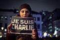 Je suis Charlie, Place Luxembourg, Bruxelles, le 7 Janvier 2015.jpg