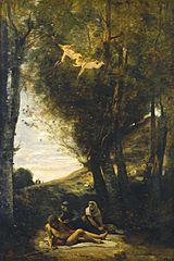 Saint Sebastian Succored by the Holy Women