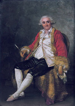 Jean-Honoré Fragonard, door Marguerite Gérard