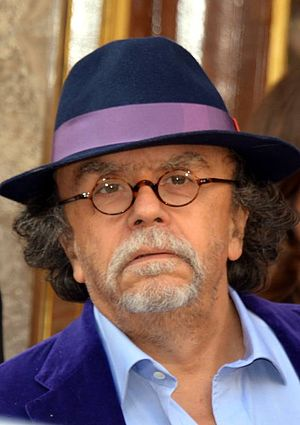 Jean-Michel Ribes - Jean-Michel Ribes during the 2014 Molière Award