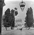 Jeruzalem. De Rotskoepel (Qubbet es-Sakhra) op de Tempelberg (Al Haram esh Shar…, Bestanddeelnr 255-1629.jpg
