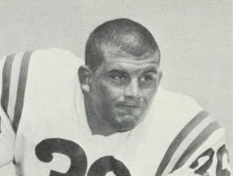 Jim Colletto - Colletto from 1965 UCLA yearbook