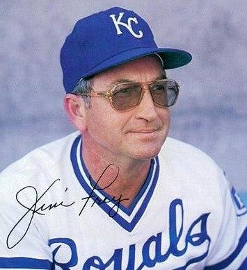 Jim Frey (manager) - Kansas City Royals