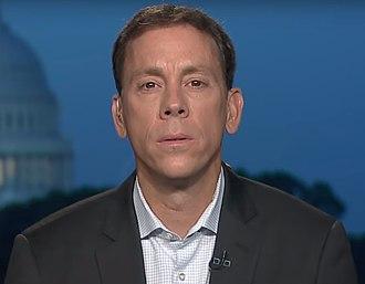 Jim VandeHei - Jim VanDeHei on MSNBC's Morning Joe in 2018