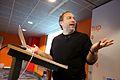 Jimmy Wales @ Wikimedia Conferentie Nederland 2012 - Flickr - Sebastiaan ter Burg (5).jpg