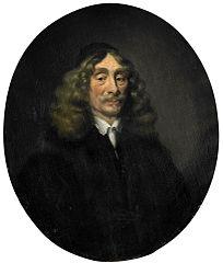 Portret van Johan Abrahamsz. De Reus (ca. 1600-1685)