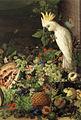 Johann Knapp, Huldigung an Jacquin, Detail.jpg