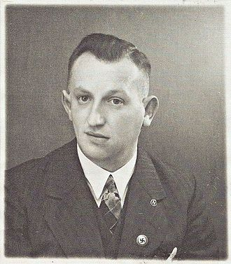 Kurt von Schleicher - Johannes Schmidt, who is regarded as the man who carried out the killing of Schleicher.