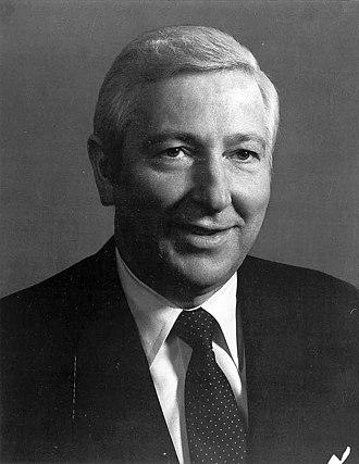 King County Executive - Image: John D Spellman
