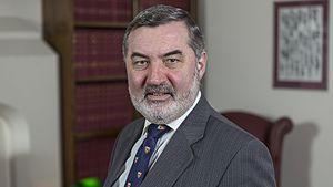 John Alderdice, Baron Alderdice - Image: John Alderdice profile