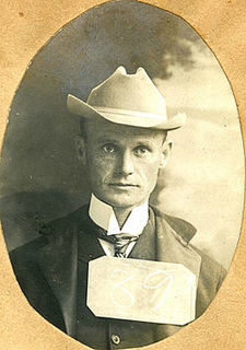John Darlington Newcomer American architect