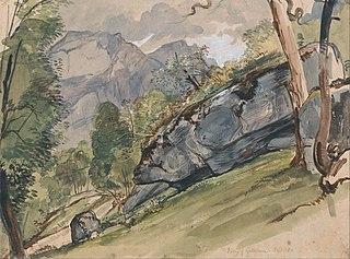 The Valley of Lutscheuen