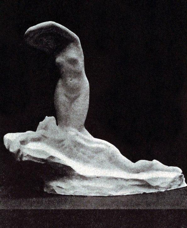 John Frederick Mowbray-Clarke, Group, Armory show postcard, 1913