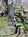 John P Green grave - Woodland Cemetery.jpg