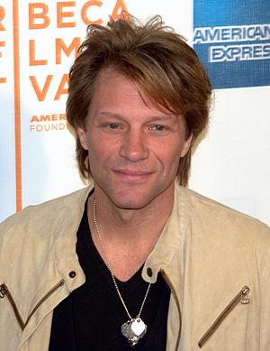 Jon Bon Jovi at the 2009 Tribeca Film Festival 2