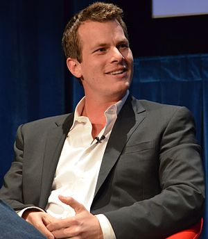 Jonathan Nolan - Nolan at the Paley Center for Media in 2012