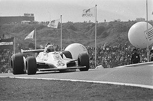 1979 Dutch Grand Prix - Alan Jones at the 1979 Dutch Grand Prix