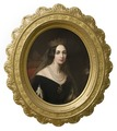 Josefina, 1807-1876, prinsessa av Leuchtenberg, drottning av Sverige (Sophie Adlersparre) - Nationalmuseum - 16222.tif