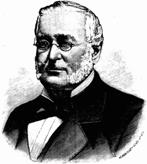 Joseph Glidden American inventor (1813–1906)