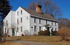 Joseph Fuller House, 161 Essex St. Middleton MA c 1715