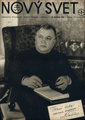 Jozef Tiso on Nový svet (1941) full cover.png