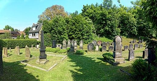 Jüdischer Friedhof Goslar