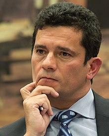 Risultati immagini per moro magistrato brasiliano