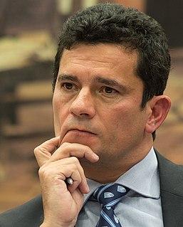 Sérgio Moro Brazilian federal judge