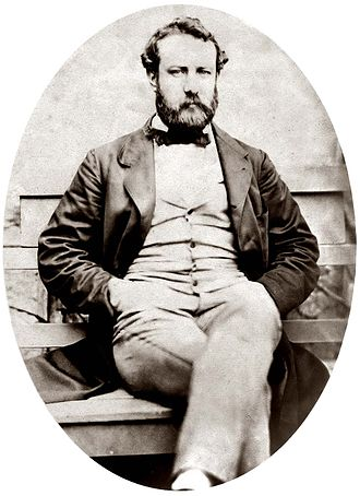 Jules Verne bibliography - Jules Verne, circa 1856