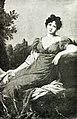 Juliette Récamier, par Robert Lefèvre (musée de Caen) Tout début 19ème.S.jpg
