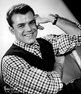 Julius La Rosa Italian-American traditional popular music singer