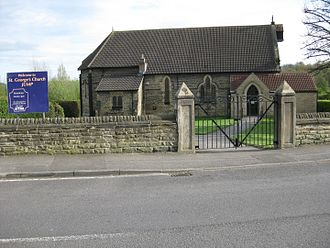Jump, South Yorkshire - St George's Church