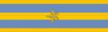 Junior Lieutenant rank insignia (Mengjiang).png