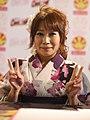 Junko Takeuchi - Dimanche - Japan Expo 2013 - P1670497.jpg