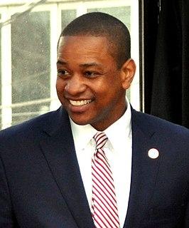 Justin Fairfax 41st Lieutenant Governor of Virginia
