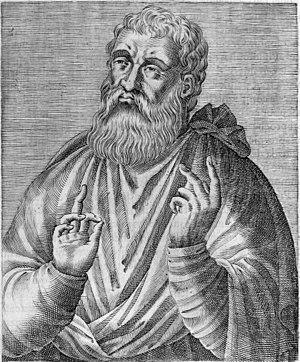 Justin Martyr - Saint Justin Martyr