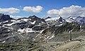 Kühspieß Panorama Sessellift (3105 m ü.A.), Mölltaler Gletscher, Kärnten.jpg