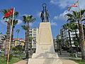 Kıbrıs Barış Harekâtı Anıtı, Mersin.JPG