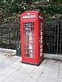 K6 Telephone Kiosk, Adjacent To Boundary Railings And Gates - 20180921125208.jpg