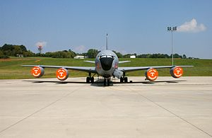 KC-135R Tennessee ANG head on view.jpg