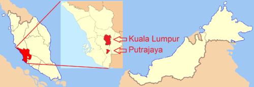 KLER + Putrajaya locator.png