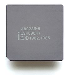 Intel 80286 Processor