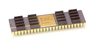 NS320xx - NS32016 microprocessor